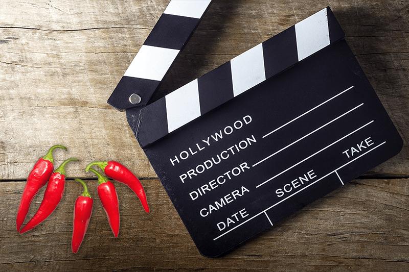 Il peperoncino al cinema: un protagonista stuzzicante