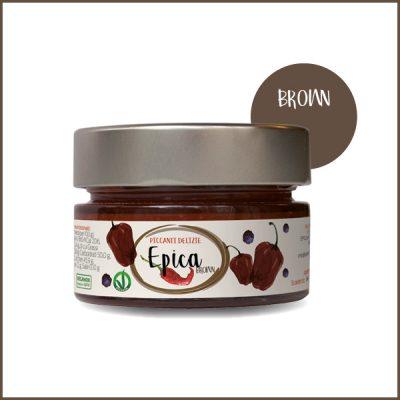 EPICA BROWN marmellata