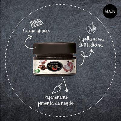 Epica Black ingredienti