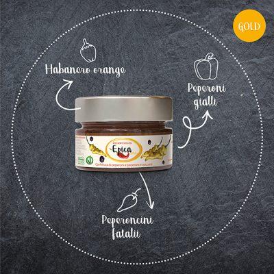 Epica Gold ingredienti