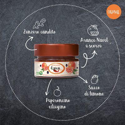 Epica Orange ingredienti