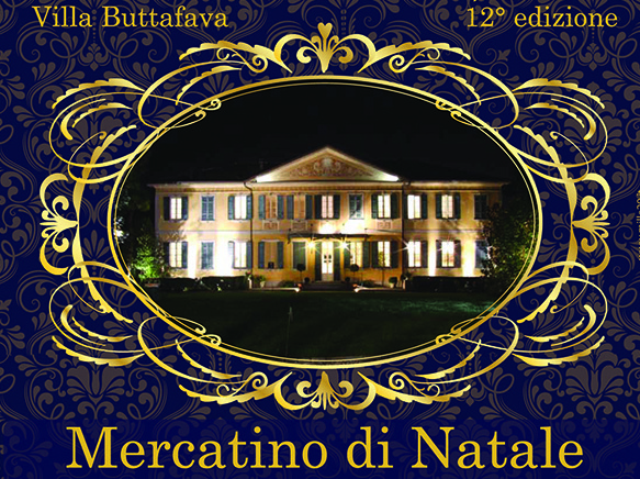Natale in Villa – 23 – 24 novembre 2019 (Cassano Magnago, VA)