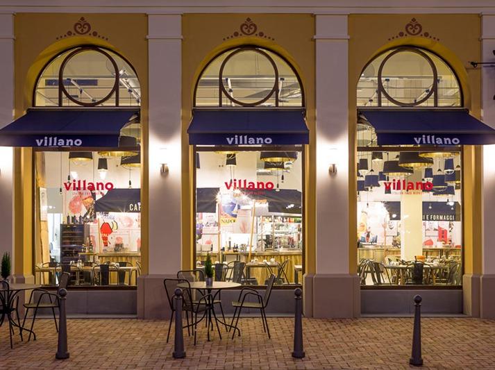 Piccanti delizie al Ristorante Villano – Fidenza Village