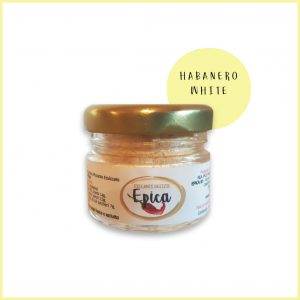 Habanero White polvere