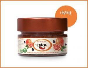 EPICA ORANGE marmellata di arance, zenzero e peperoncini