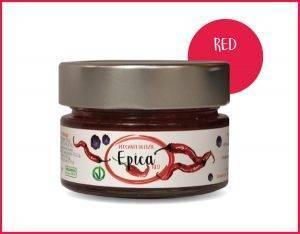 EPICA red marmellata di peperoncino