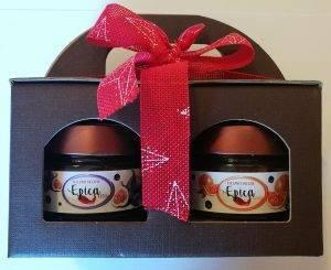 confezione regalo marmellate di peperoncino epica 2x125