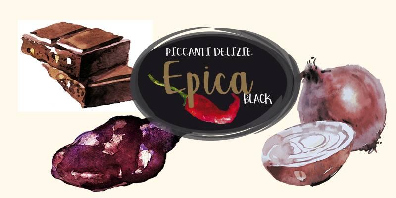 Epica Black marmellata di peperoncino